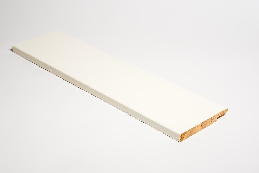 Pine wood window trim panels, skirting boards, door trim laths