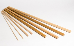 AG Wood Railings, dowels